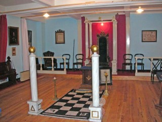 Cobh Lodge Room
