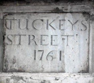 Street Name Plaque-History Page